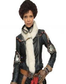 Thandie Newton Solo A Star Wars Story Leather Jacket