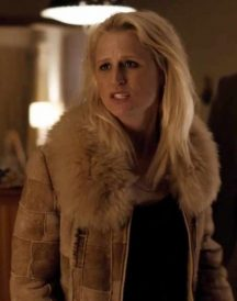 True Detective Lucy Shearling Jacket