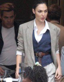 Wonder Woman 1984 Diana Prince Grey Blazer