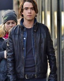Adam If I Stay Jamie Blackley Jacket