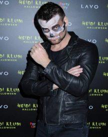 Adam Lambert Halloween Party Black Jacket