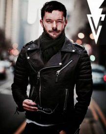 Biker Style Finn Balor Jacket