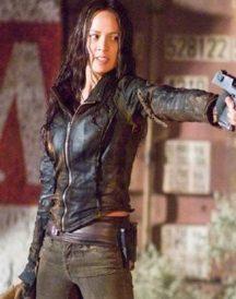 Blair Williams Terminator Salvation Jacket