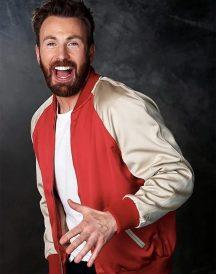 Chris Evans Avengers Endgame Jacket