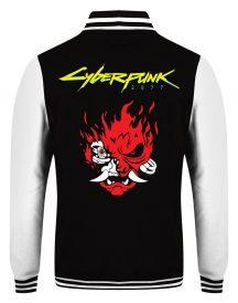 Cyberpunk 2077 Varsity Jacket