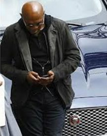 Darius Kincaid Hitman's Bodyguard Jacket