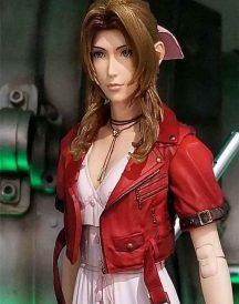 Final Fantasy VII Remake Aerith Gainsborough Jacket