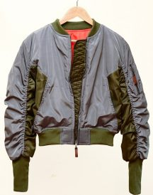 Ghost In The Shell Bomber Jacket