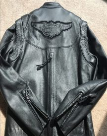 Harley Davidson Willie G Leather Jacket