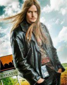 Heavy Trip Johannes Holopainen Leather Jacket