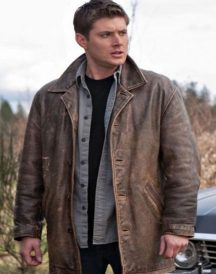 Jensen Ackles Coat