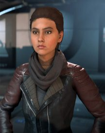 Mass Effect Andromeda Ryder Jacket