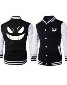 Mens Gengar Varsity Jacket