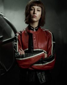 Money Heist Tokio Cafe Racer Jacket