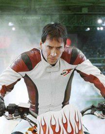 Nicolas Cage Ghost Rider White Jacket