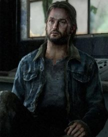 The Last Of Us Part II Tommy Blue Jacket