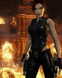 Tomb Raider Underworld Shadow Vest