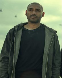 Top Boy Season 3 Kane Robinson Jacket