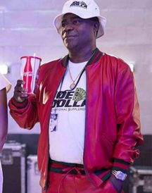 What Men Want Tracy Morgan Bomber Leather Jacket