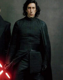 Adam Driver Star Wars The Last Jedi Jacket