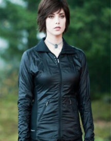 Alice Cullen Eclipse Ashley Greene Leather Jacket