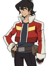 Legendary Defender Voltron Force Keith