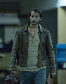 Logan Marshall-Green Quarry TV Series Jacket