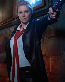 Lucy Lawless Ash vs Evil Ruby Jacket