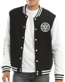 Men's Lightweight Varsity Jacket