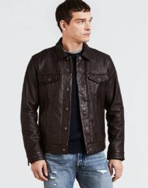 Men Classic Brown Jacket