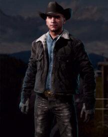 Men Outfit Game Far Cry 5 wrangler Jacket