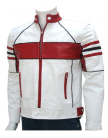 Men Stylish Outfit Biker Jacket
