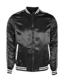 Men Varsity Bomber Jacket