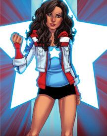 Miss America Star Logo Jacket