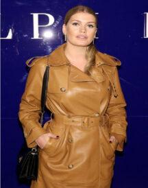 Model Lady Kitty Coat