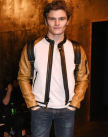 Model Oliver Cheshire Stylish Jacket