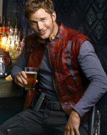 Peter Quill Guardian The Galaxy Vest