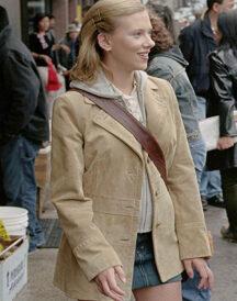 Scarlett Johansson Good Company Alex Coat