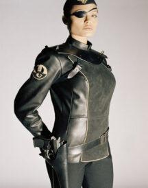 Sky Captain and The of Tomorrow Angelina Jolie Black Jacket